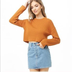 Forever21 Marigold Sweater